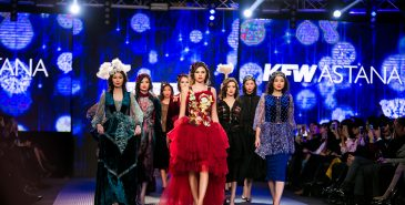 Kazakhstan Fashion Week Astana